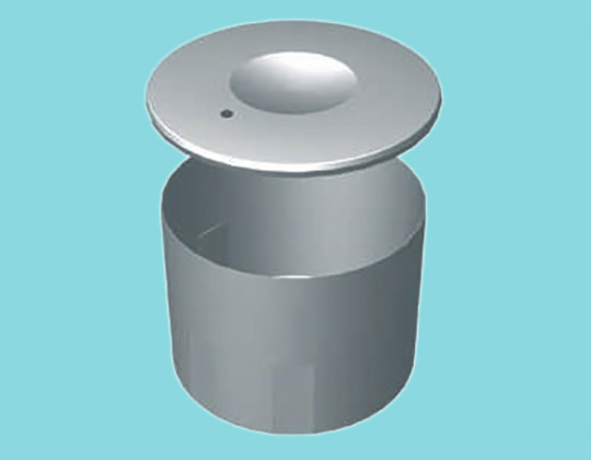 Tank 240L - Parallel Drum & place-on lid